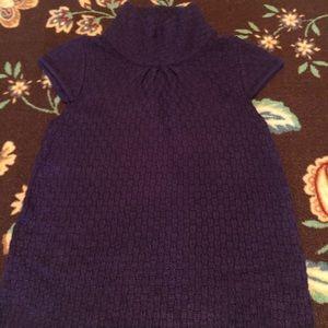NWOT- Plum Sweater
